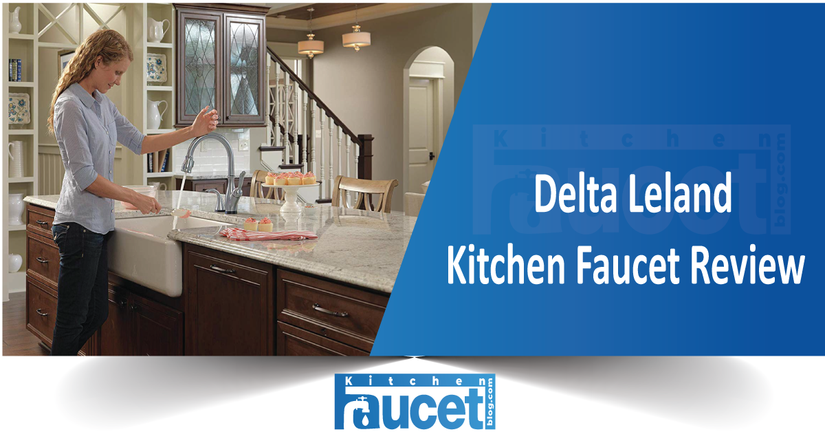 Delta Leland Kitchen Faucet Review