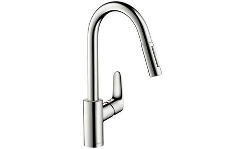 Hansgrohe Kitchen Faucet Review