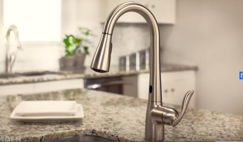 Moen 7594esrs Motionsense Touchless Kitchen Faucet Review 2021