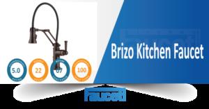 brizo kitchen faucet reviews