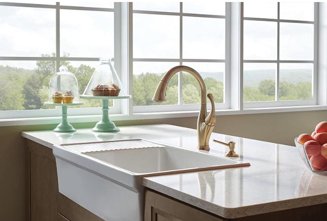 5 Best Gold Kitchen Faucet