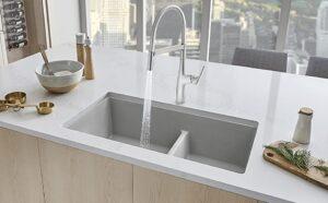 Benefits of low-divide kitchen sinks