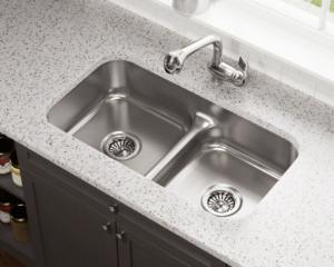 Kohler Smart divide kitchen sinks