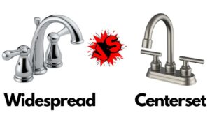 Widespread vs Centerset Faucets