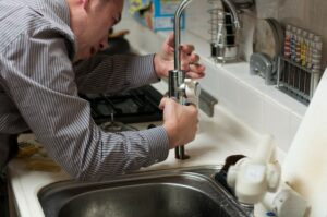 kitchen faucet removal problems