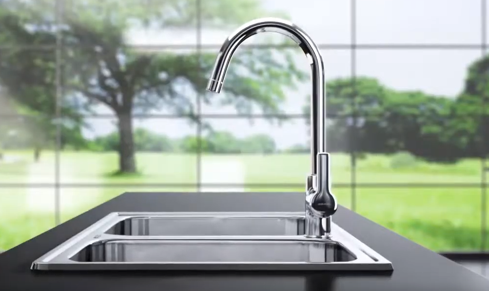 best 4 hole kitchen faucets in the