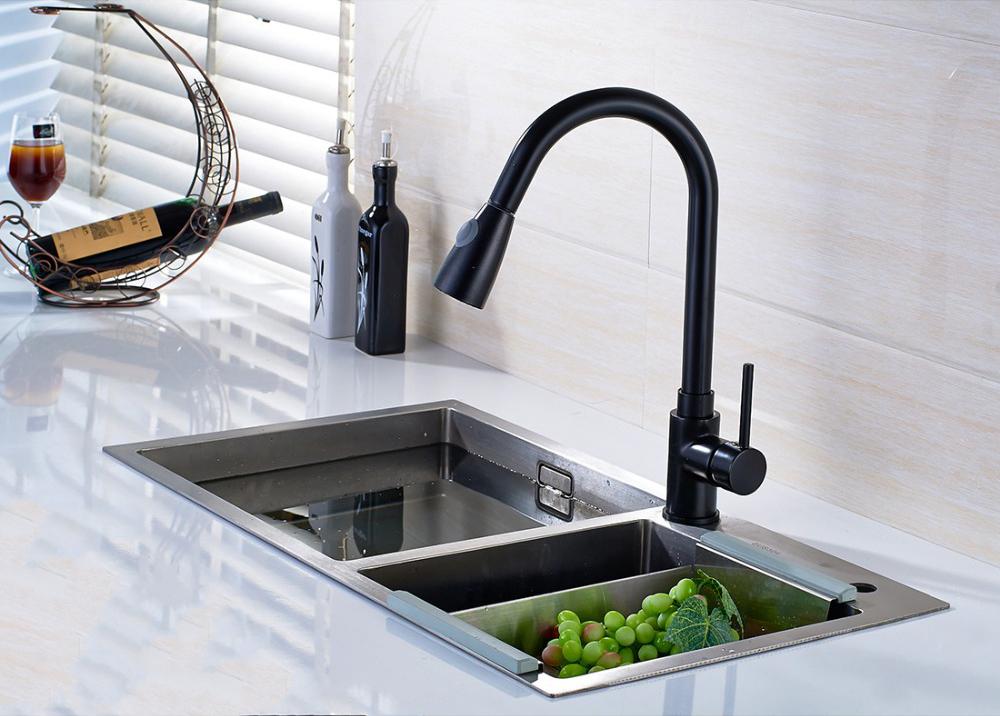 Best Black kitchen faucet