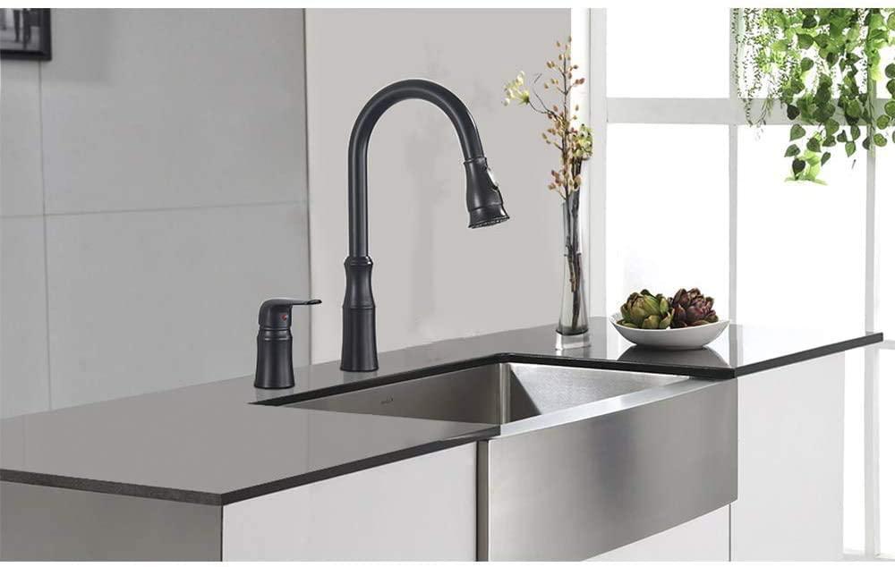 best 2 hole kitchen faucet