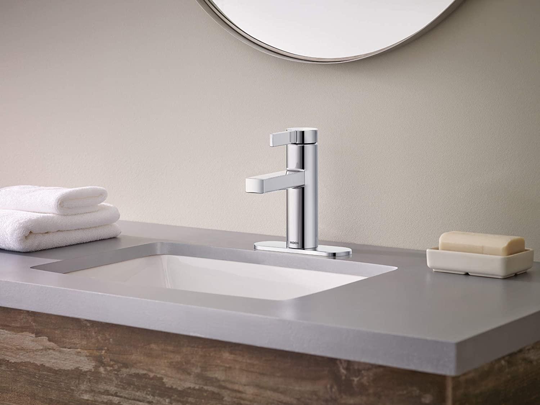 best single handle bathroom faucet