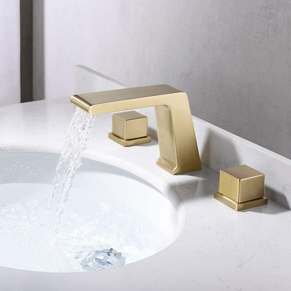 best solid brass bathroom faucets