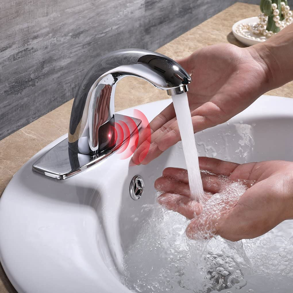 best touchless bathroom faucet with temperature control