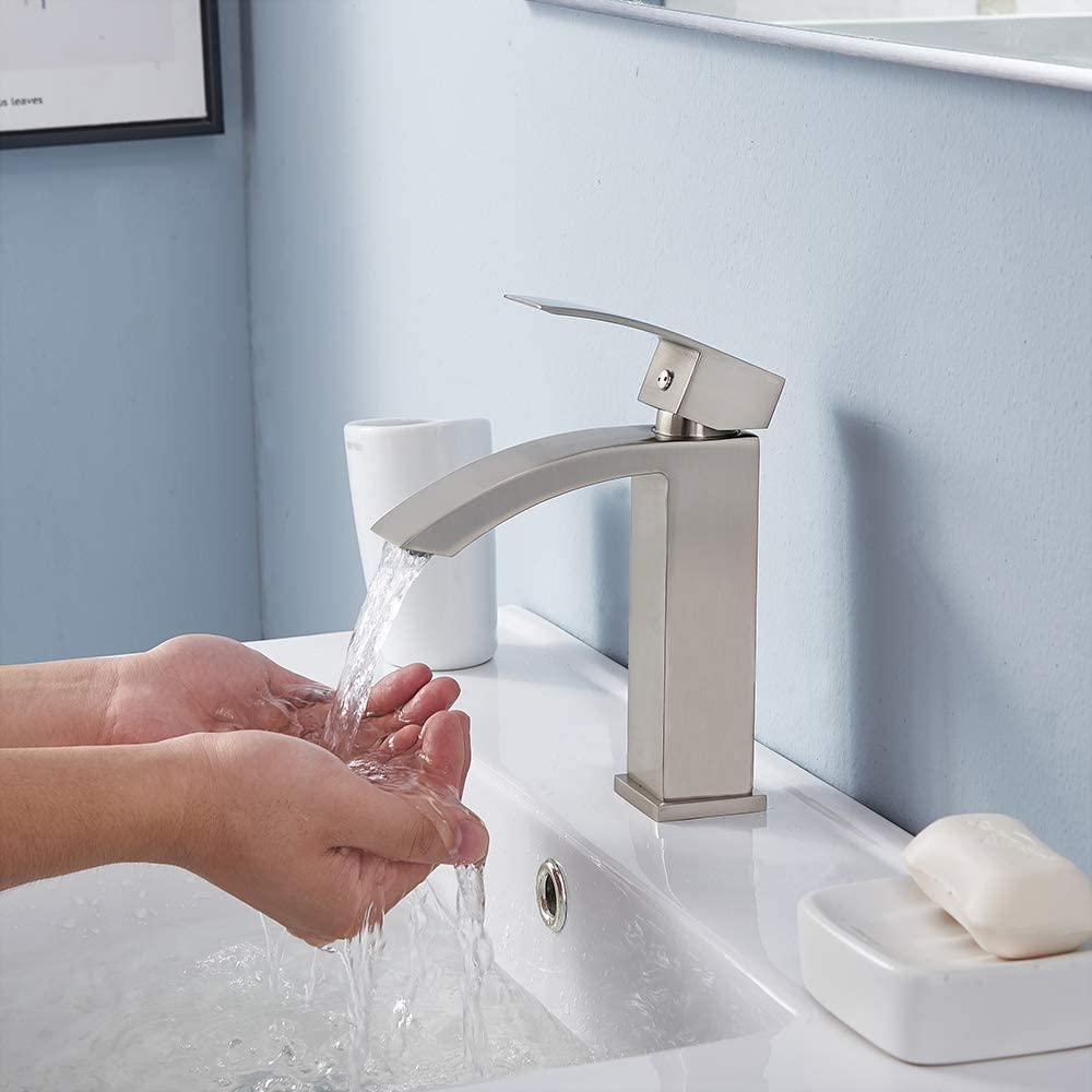 Best 1 Handle Bathroom Sink Faucet