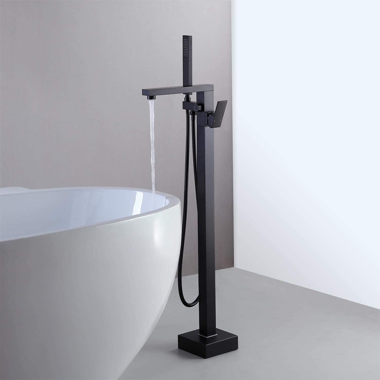 best floor mount tub faucet