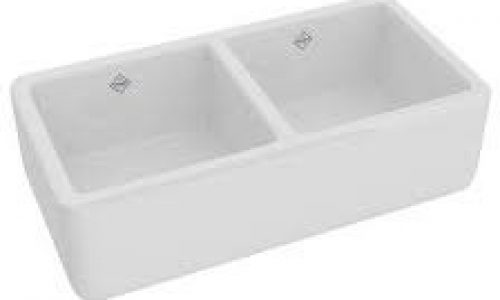 Rubber feet for kitchen sink grid ROHL sink