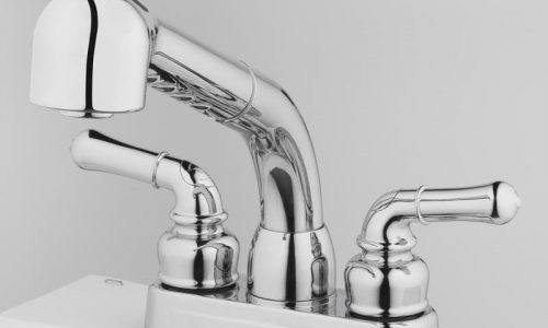 How to Install Utility Sink Faucet with Pulldown Sprayer